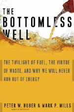 The Bottomless Well book cover