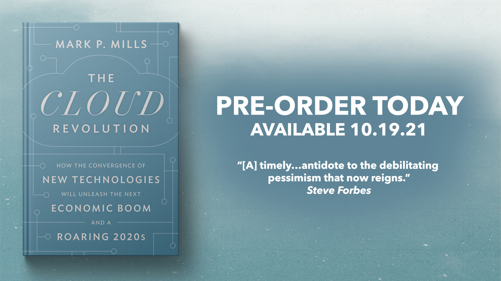 The Cloud Revolution - Pre-order Today - Available 10.19.21